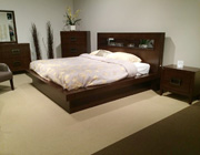 Arthur Collection Platform Bed HE17