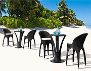 Modern Outdoor Bar stool ZU70