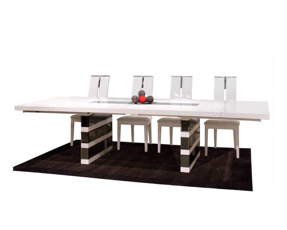 Lacquer Dining Table Mena Modern Dining