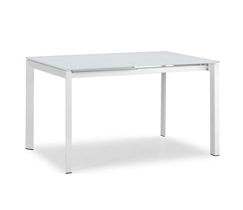 Extension White Dining Table Z002 Modern Dining