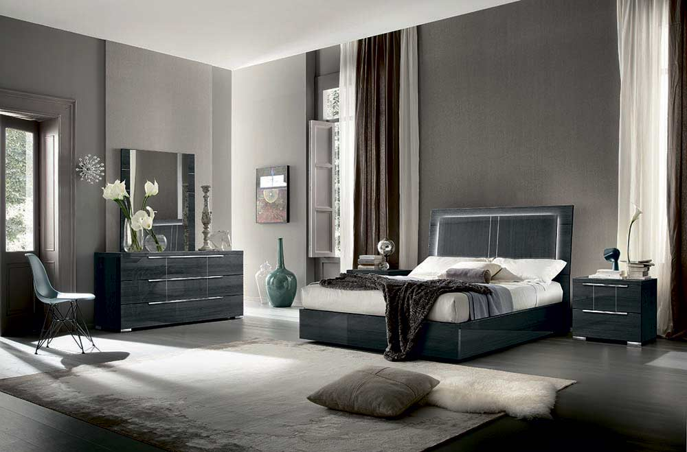 Versilia Bed By Alf Furniture Alf Bedroom Furniture