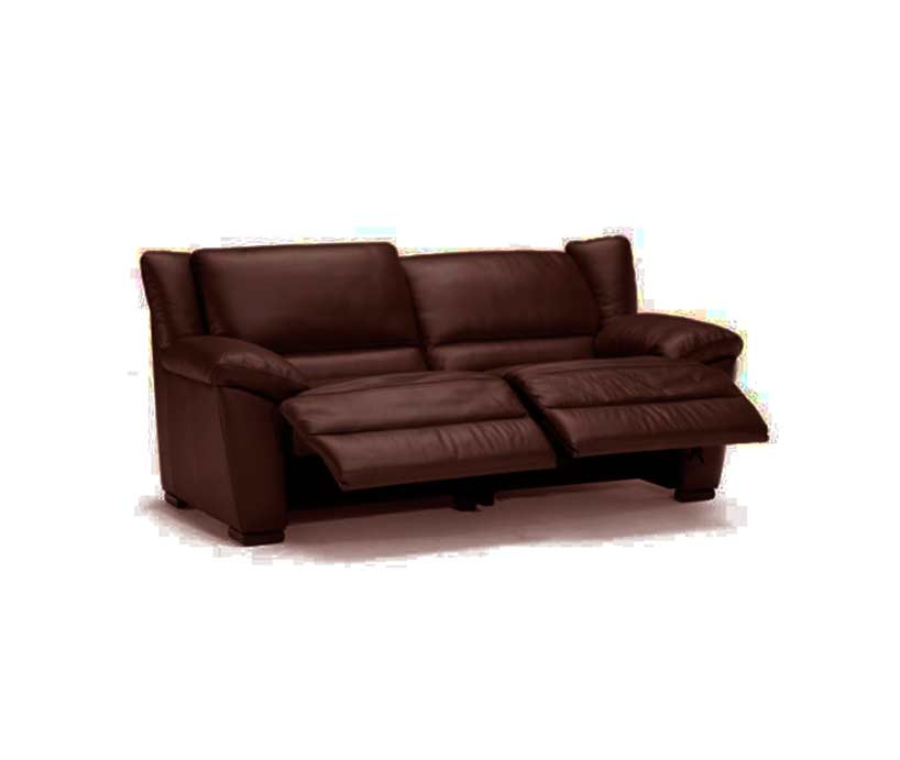 Natuzzi Reclining Leather Sofa A319 Natuzzi Reclining Leather Sofa A319 ...