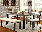 Transitional Dining table FA686
