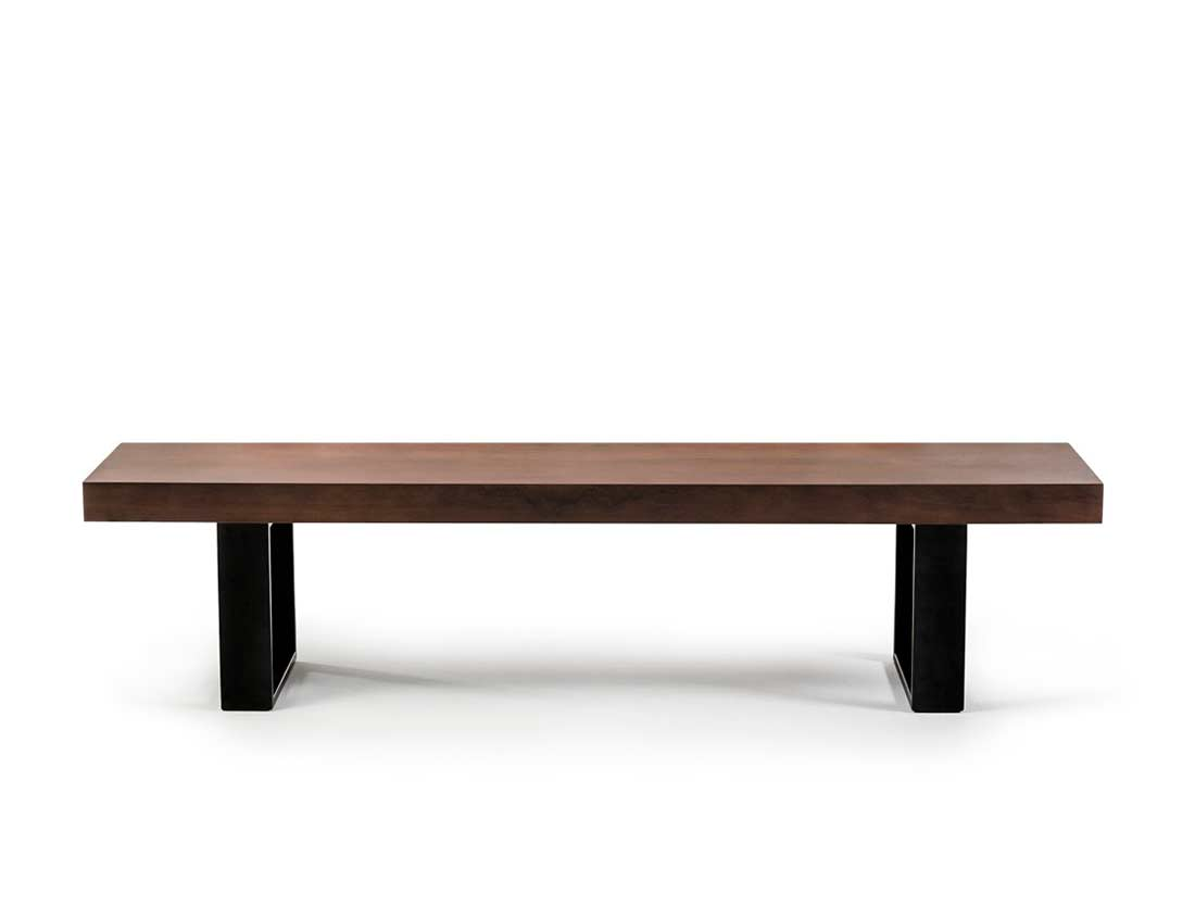 Modern Wenge Walnut Dining Table VG508