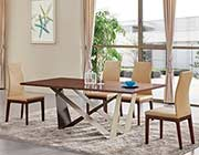 Walnut Dining table EF533