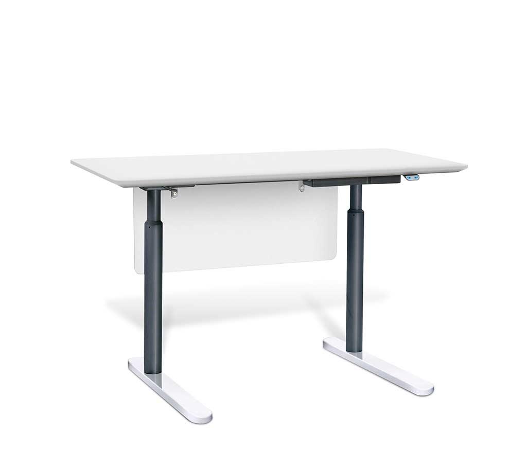 Electric Sit Stand Desk By Unique Furniture 7400 Wh Desks