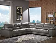 Italian Leather Sofa JM Caterina