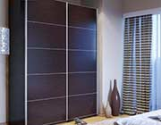 Mirrored Modern Sliding Wardrobe Irvine