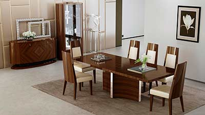 High Gloss Modern Dining table AE 109