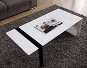 White and Black Coffee table BM 32