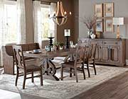 Trestle Dining Table HE 438