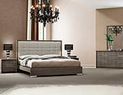 Contemporary bed NJ Constance