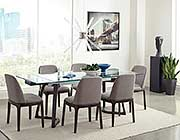 Espresso Finish Dining Table CO 131