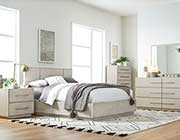 Grey Finish Bed MS Destiny