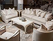 London Champagne Living Collection by AICO