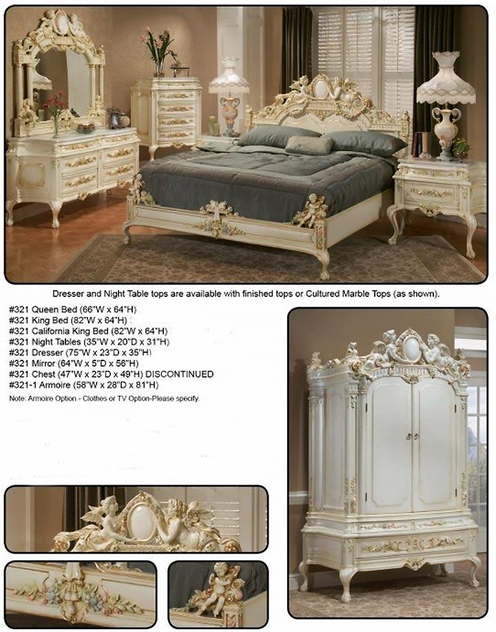 Home  gt  gt  Baroque Furniture  gt  gt  Baroque Bedroom Furniture  gt  gt  Baroque Bed    Baroque Bed